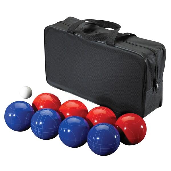 Black Series 11-Piece Bocce Ball Set