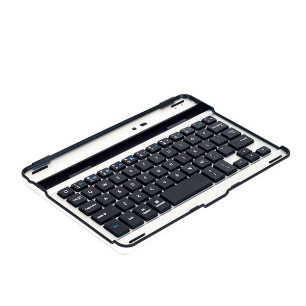 Aluminum Bluetooth Keyboard Case for iPad Mini