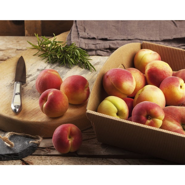 This Week's Harvest Local Peach Box (Local Delivery)