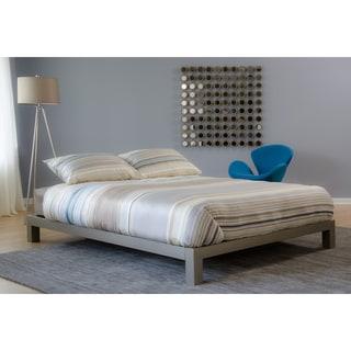 Motif Design Aura Gray Platform bed