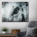 Ready2HangArt 'Equestrian Saddle Ink PSXII' Canvas Wall Art