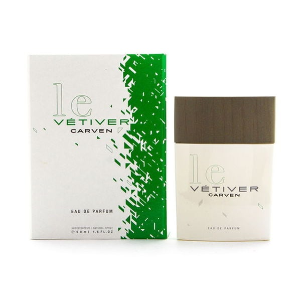 Carven Le Vetiver Men's 1.7-ounce Eau de Parfum Spray