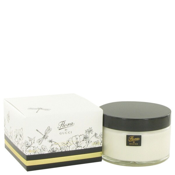 Gucci Flora 6.7-ounce Satin Body Cream
