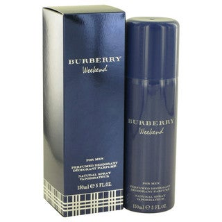 Burberry Weekend Men's 5-ounce Deodorant Spray