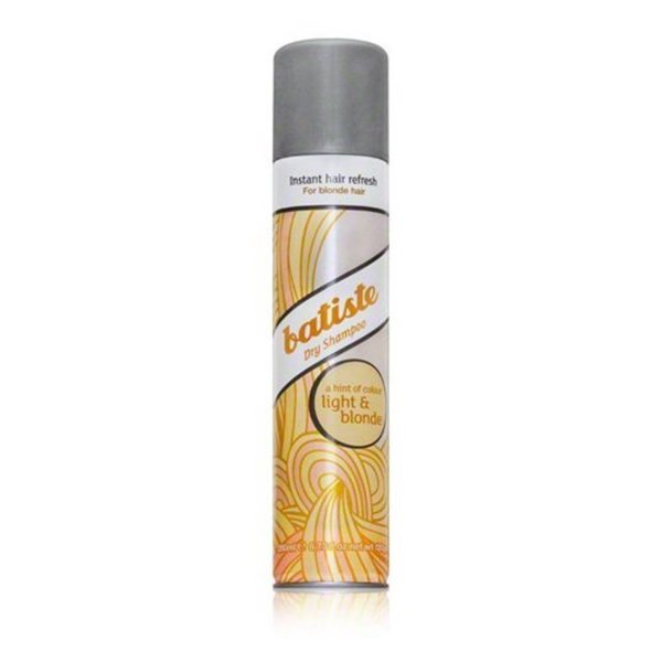 Batiste 6.73-ounce Dry Shampoo A Hint of Color - Light & Blonde