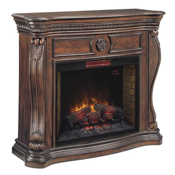 96 Cherry Fireplace Fireplace Looking Heaters Fake