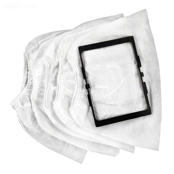 Disposable Filter Bag for Scrubber Series Cleaners (Package of 5)