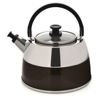 BergHOFF Virgo 2.5-liter Chocolate Whistling Kettle