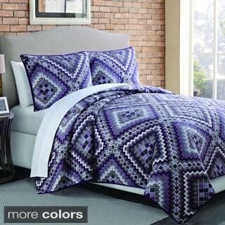 Saguro 3-piece Quilt Set