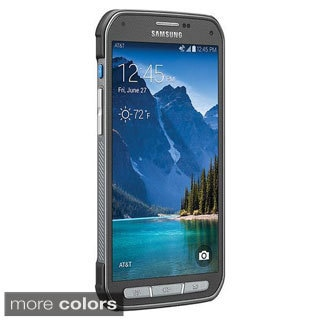 Samsung Galaxy S5 16GB Active Android GSM Unlocked Smartphone (Refurbished)