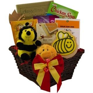 Art of Appreciation Bee Better Soon Get Well Soon Gift Basket