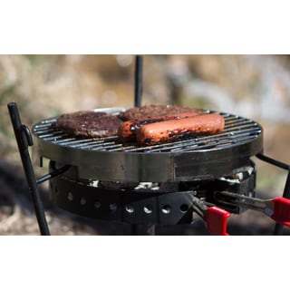 CampMaid FlipGrill Lid Holder Accessory