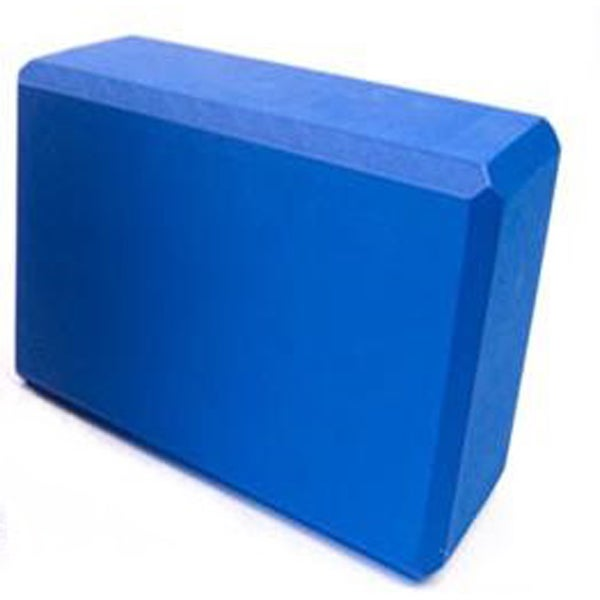 Blue Yoga Foam Block