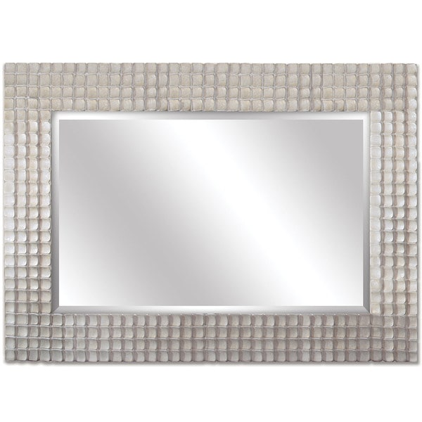 Decorative silver 60 inch framed mirror 17485821 for 60 inch framed mirror