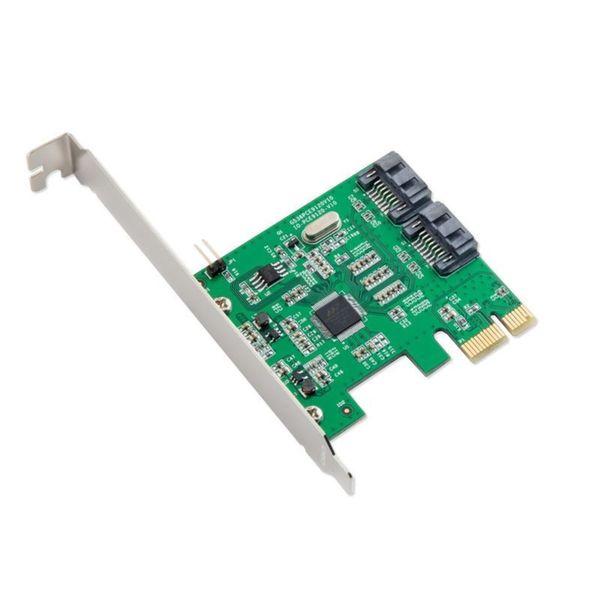 SYBA Multimedia 2 Port SATA III RAID PCI-e 2.0 x1 15888029