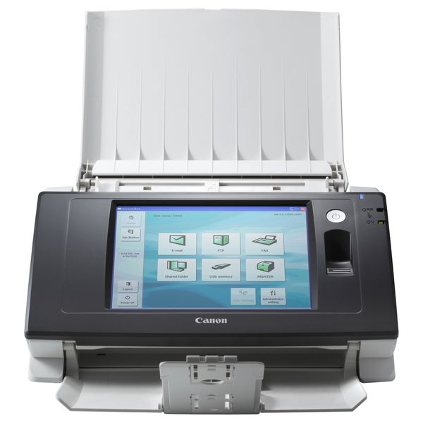 Canon ScanFront 330 Sheetfed Scanner - 600 dpi Optical (As Is Item)