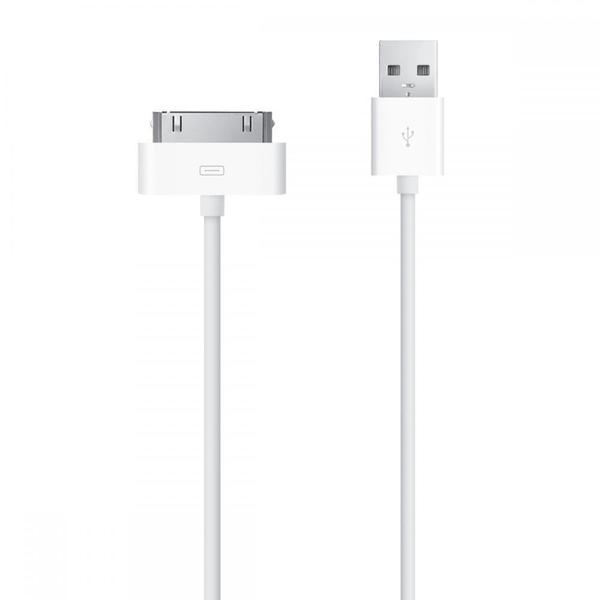 OEM Apple iPhone 1st/3G/3Gs/4/4s USB Data Cable - White