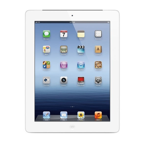 Apple iPad 4 32GB Wi-Fi Tablet Certified by Apple Tablet PC- White