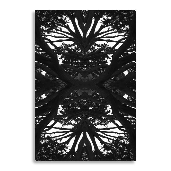 Javier Gomez 'As Above So Below' Oversized Canvas Gallery Wrap