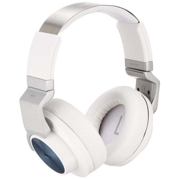 AKG K545 Over the Ear Headphones (White)