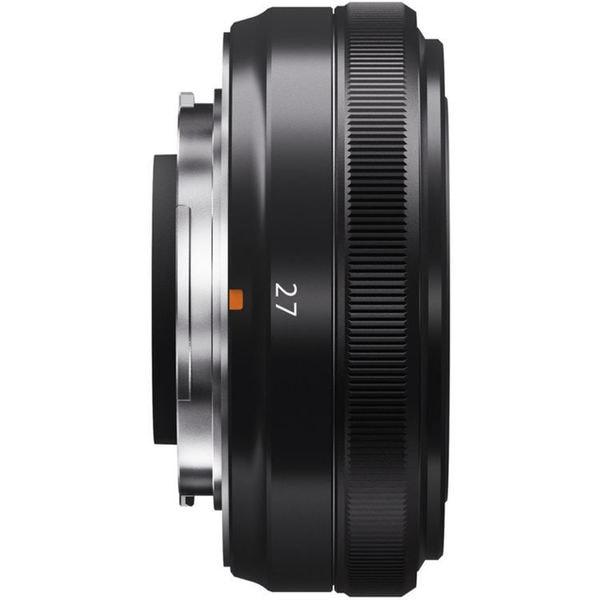 Fujifilm XF 27mm f/2.8 Lens (Black)