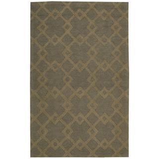 Nourison Mendham Grey Rug (5' x 8')
