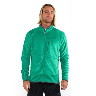 Patagonia Men's Tumble Green R2 Fleece Jacket