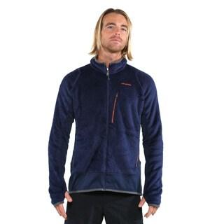 Patagonia Men's Classic Navy R2 Fleece Jacket
