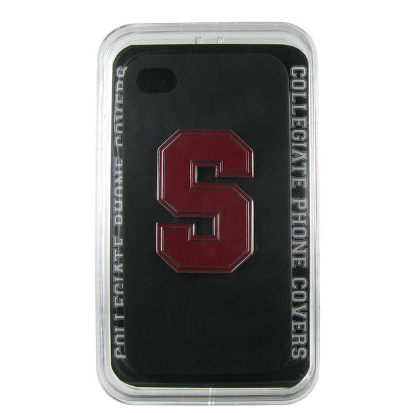 Stanford Enamel S Black iPhone 4/ 4S Case