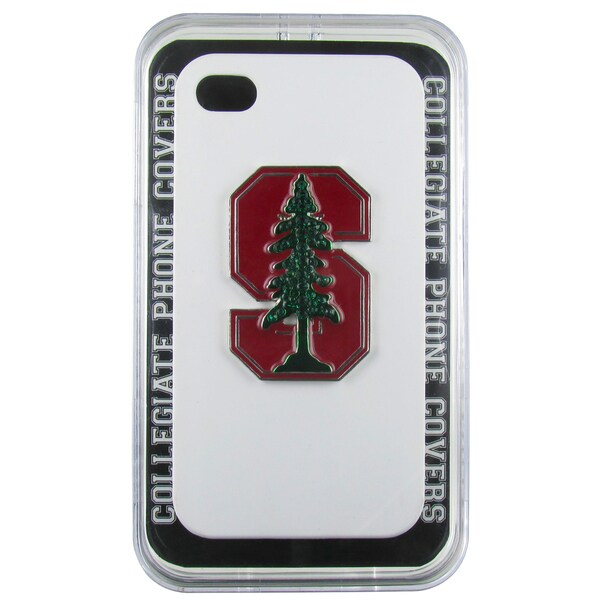 Stanford Crystal S Tree White iPhone 4/ 4S Case