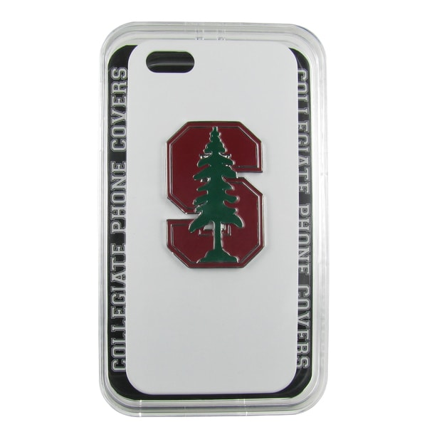 Stanford Enamel S Tree White iPhone 5/ 5S Case