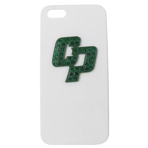 Cal Poly San Luis Obispo Crystal CP White iPhone 5/ 5S case