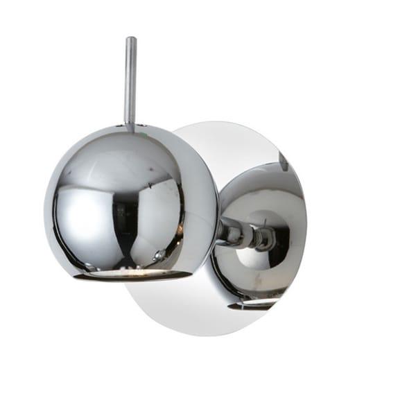 Dainolite 1-light Polished Chrome Spot Light