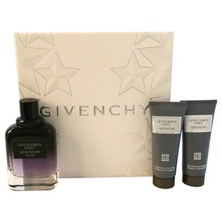 Gentlemen Only Intense by Givenchy Men's 3-piece Gift Set