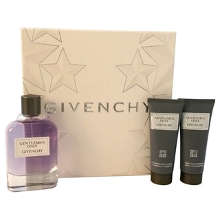 Gentlemen Only by Givenchy Men's 3-piece Gift Set