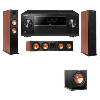 Klipsch RP-250F Tower Speakers CH-RP-440C-R112SW-3.1-Pioneer Elite SC-85