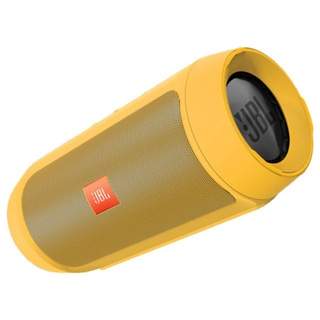 JBL Charge 2+ Portable Bluetooth Splashproof Speaker - Yellow