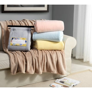 Ava Super Soft Micro-plush Throw