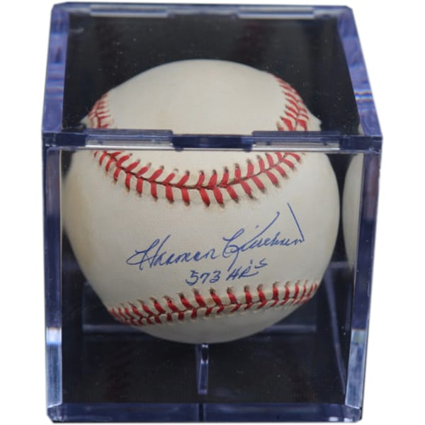 SB Harmon Killebrew Signed Ball
