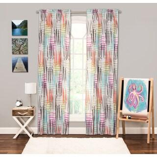 Crayola Stroke of Genius 84-inch Window Panel