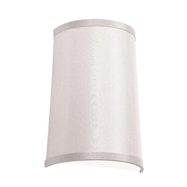 Dainolite 1-light Wall Sconce SGlo Pearl w/790 Diff