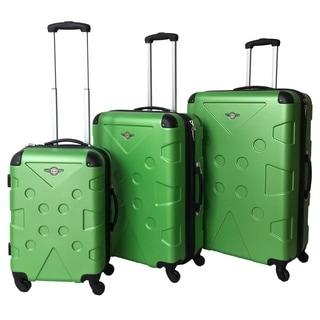 Rivolite 3-piece Hardside Spinner Luggage Set