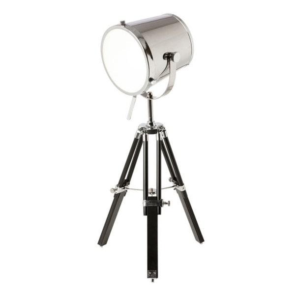 Dainolite Tripod Spotlight Table Lamp