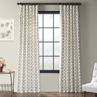 Illusions Printed Cotton Curtain