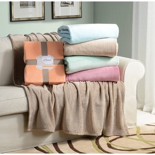 Linnet Super Soft Throw