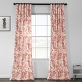 EFF Edina Printed Cotton Curtain Panel
