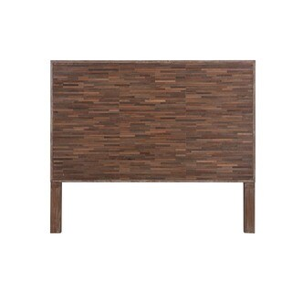 Haswell Natural Traditional Maurice Queen Headboard