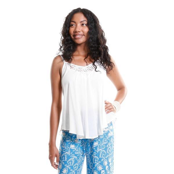 Hadari Women's Lace Camisole