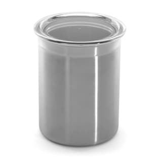 Studio 6.25-cup Stainless Steel Canister with Lid