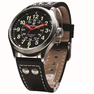 Smith and Wesson Mumbai Lamplighter Swiss Tritium Watch